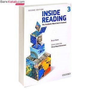 کتاب inside reading 3 second edition