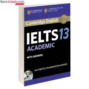 کتاب IELTS cambride 13 Academic