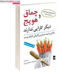 کتاب چماغ و هویج دیگر کارایی ندارد نشر رسا