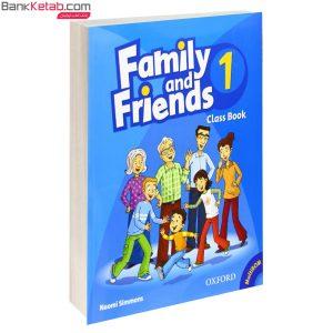 کتاب Family and Friends 2nd Edition 1