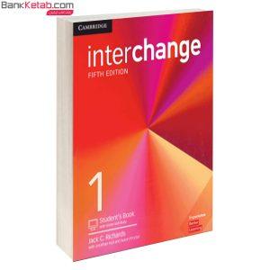 کتاب interchange 1