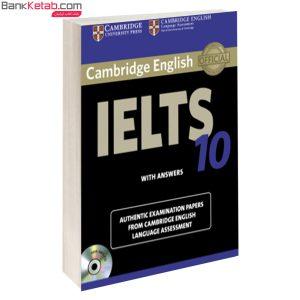 کتاب IELTS cambride 10