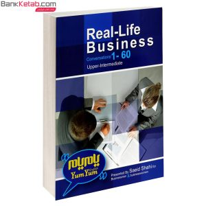 کتاب real life business upperntermediate