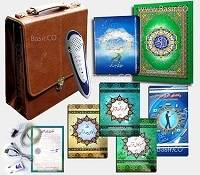 قلم هوشمند قرآنی bsr160 قلم 16 گیگا بایت