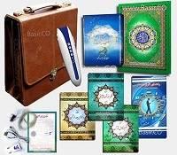 قلم هوشمند قرآنی bsr140 قلم 8 گیگا بایت