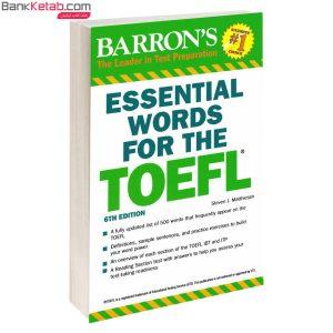 کتاب Essential Words for the TOEFL