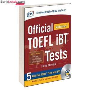 کتاب Official TOEFL iBT Tests 3rd