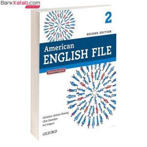 کتاب American English File 2 Second Edition Student Pack