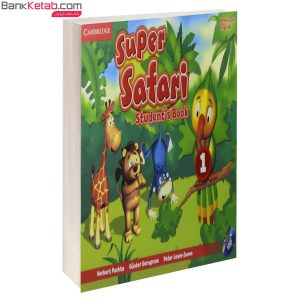 کتاب Super Safari 1 American English Student Pack