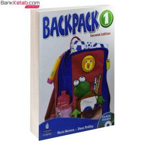 کتاب Back Pack 1 Second Edition  از انتشارات Longman