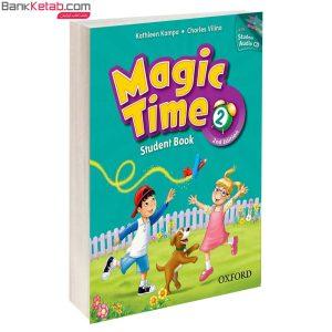 کتاب Magic Time 2 Second Edition از انتشارات oxford                                                                                                                                                                                                                                                                                                                                                                                                                                                                                                                                                                                                                                                                                                                                                                                                                                                   کتاب