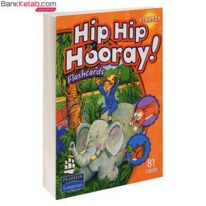 Hip Hip Hooray Starter Student Pack از انتشارات long man