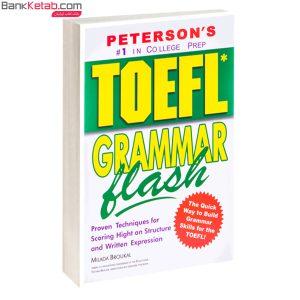 کتاب TOEFL Grammar Flash