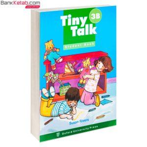 کتاب Tiny Talk 3B Student Pack آکسفورد