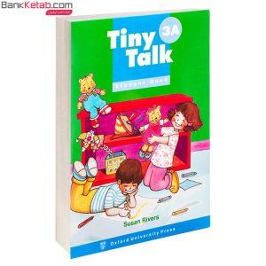 کتاب Tiny Talk 3A Student Pack از انتشارات آکسفورد