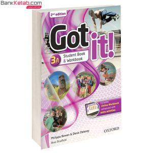 کتاب Got It 3 A Second Edition Student Pack