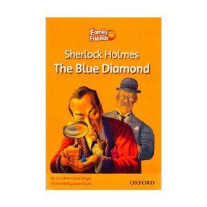 کتاب Sherlock Holmes The Blue Diamond