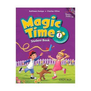 کتاب Magic Time 1 Second Edition Student Pack