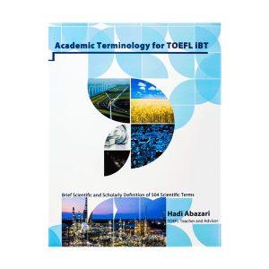 کتاب TOEFL Academic Terminology