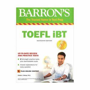 کتاب TOEFL iBT Sixteenth Edition