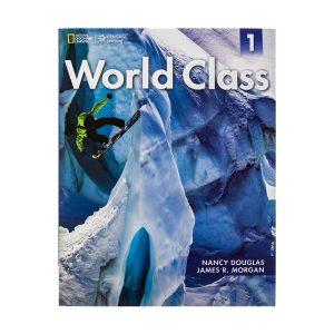 کتاب World Class 1 Student Pack