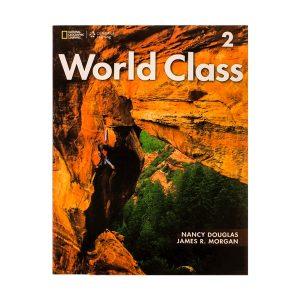 کتاب World Class 2 Student Pack